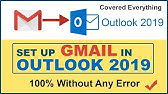 Gmail to Outlook NOT CONNECTING: FIX for Login Screen Popup
