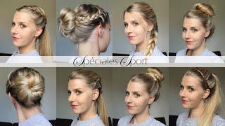 7 coiffures faciles pour le sport ! Thumbnail