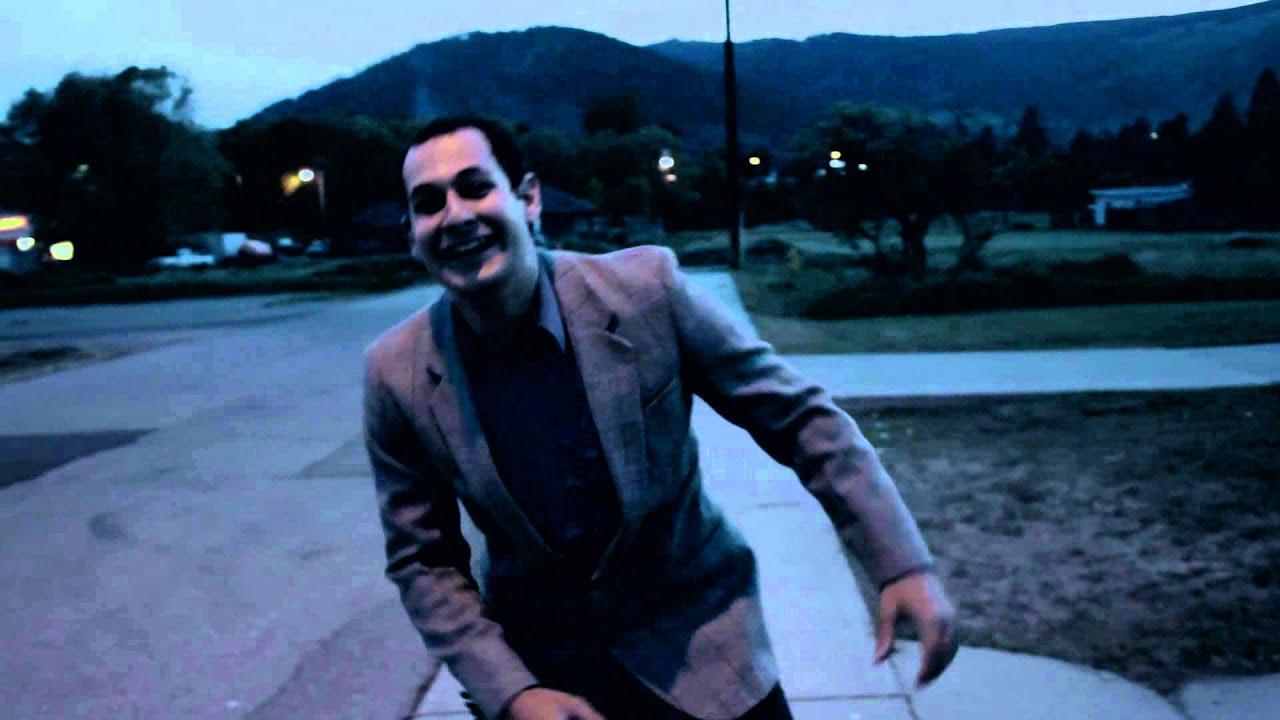 The smiling man short horror film youtube for Watch balcony short film