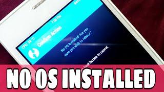 """Video Cara Atasi """"NO OS INSTALLED"""" di Menu TWRP Untuk Semua Android download MP3, 3GP, MP4, WEBM, AVI, FLV Juli 2018"""