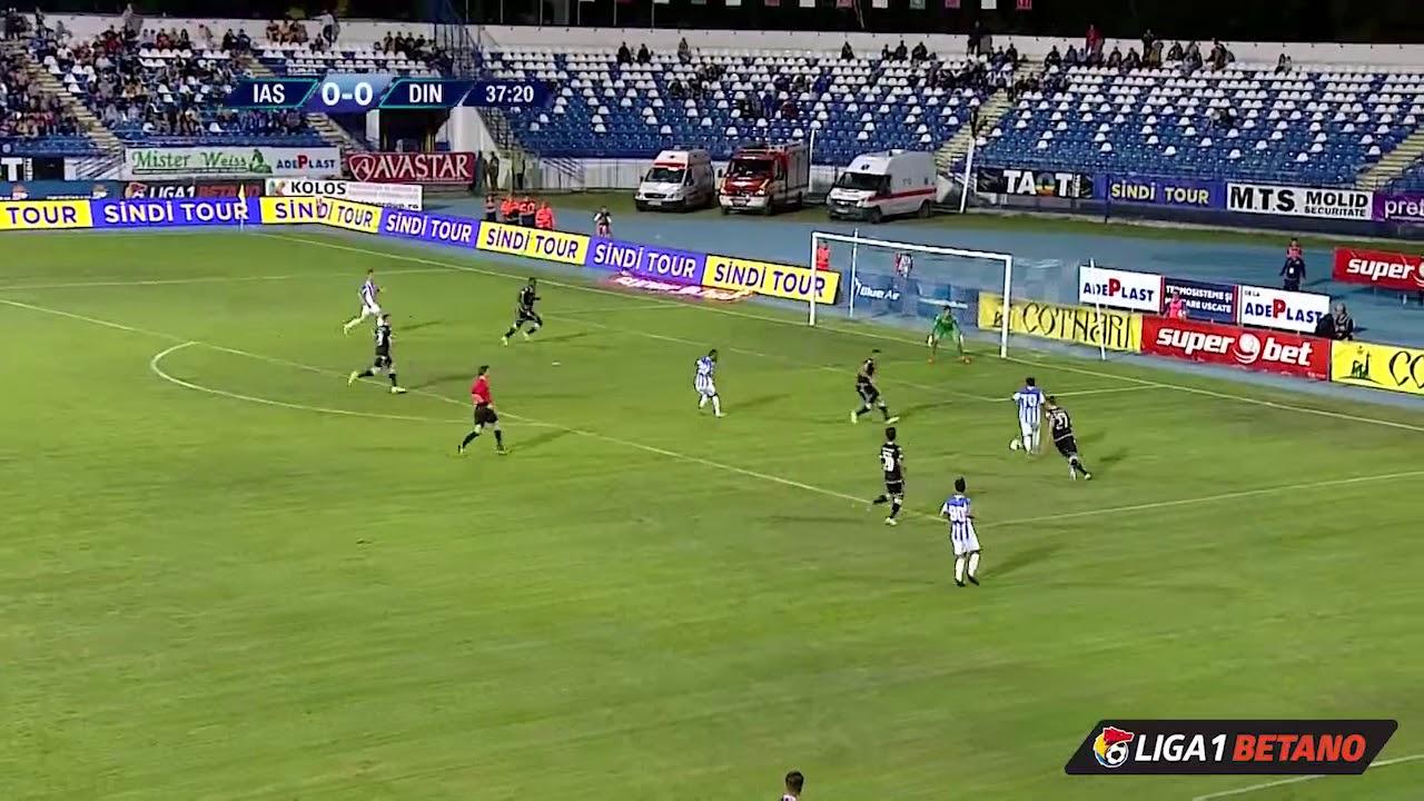 POLI IASI - DINAMO 1-1 (2006-2007) - YouTube |Dinamo- Poli Iasi
