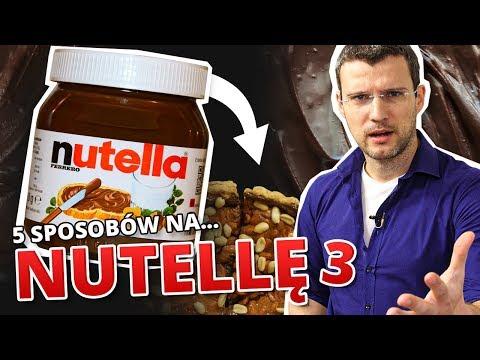 5 Sposobw na ... Nutella / raj dla fanw czekolady / proste przepisy