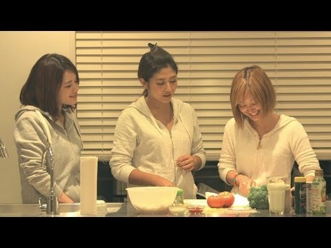 Hana's Kitchen 華の女子力UP料理教室!イタリアンリゾット