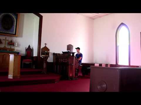 PUMP ORGAN - Festive Trumpet Tune