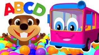 Kids Learn Colors & ABCs with Color Songs & Toys   Teach ABC Song for Children + More Nursery Rhymes