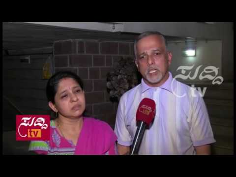 Clean Chit to Shastri Couple in Raghaveshwara Case (Blackmail)-  Interview by Suddi TV
