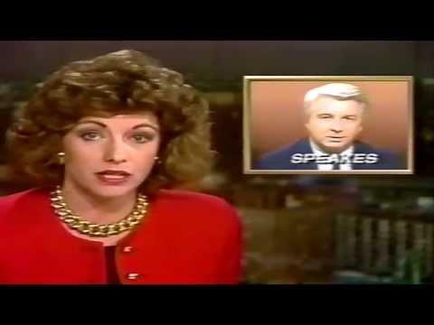 WDSU-TV6 News Tonight  April 15, 1988 New Orleans