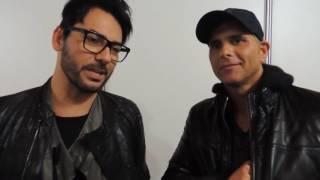 Entrevista a Christian Meier y Beto Cuevas