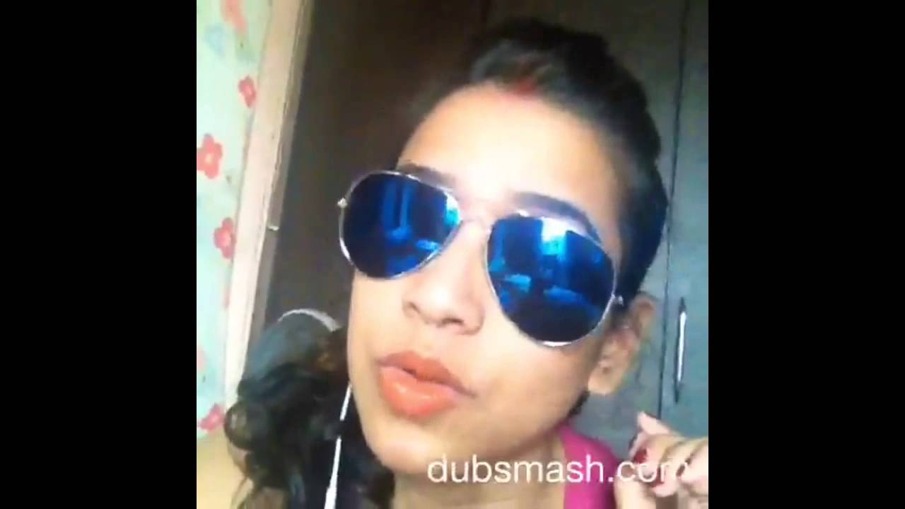 Cool dubsmash ideas - Hindi Dubsmash Funny Vlog Misscharmelline