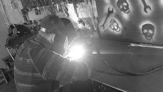 TIG Сварка Алюминия - Мои первые шаги в аргоно-дуговой сварке