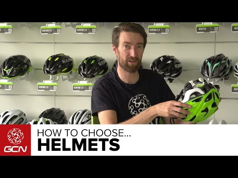 How To Choose A Cycle Helmet - A Buyer