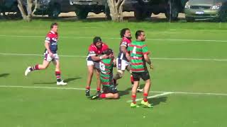 Snr 3rds E.Rabbitohs vs F.Roosters 2018
