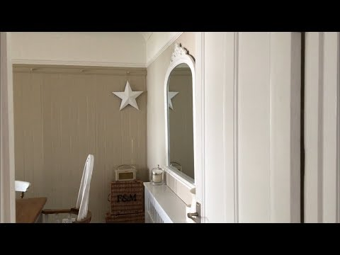 Dining Room/conservatory Decor Update Including My Diy Panelling