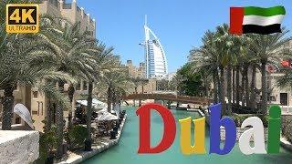 Dubai in 4K UHD - Madinat Jumeirah.