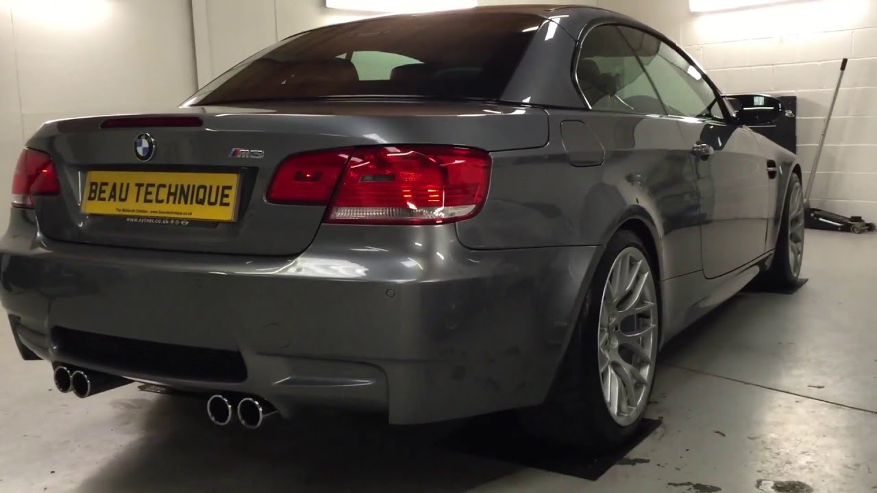 BMW M3 Detailing By Beau Technique Finished In SiRamik Diamas