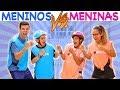 MENINOS VS MENINAS - CIRCUITO KIDS FUN!