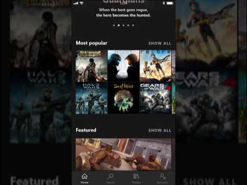 movies apps for xbox one 2019