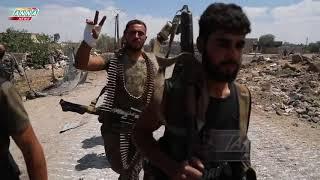 Syria has returned the border with the Golan!   Сирия вернула границу с Голана