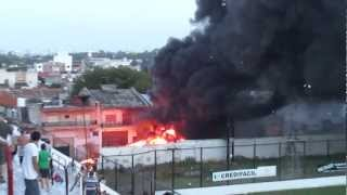 Chacarita 1 - Atlanta 1 - Incidentes 2/2