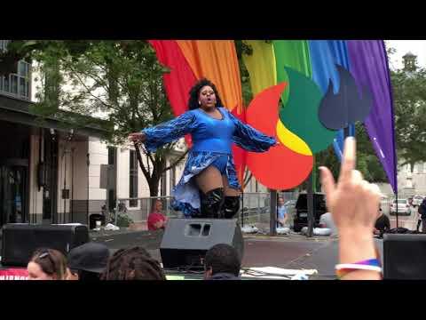 Cierra Nichole - SC Pride Festival 2018