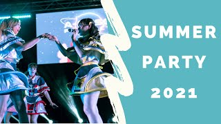 【A-MUSE】星へのROCKET + Have it my way【Summer Party 20.02.21】LIVE VIDEO