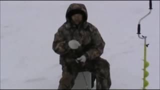 21 22 февраля 2015г  Нижегород обл, г Воротынец р Волга  1часть