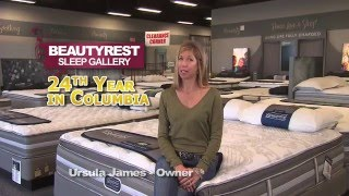 Mattress Store in Columbia, MO for 24 Years | Beautyrest Sleep Gallery(Beautyrest Sleep Gallery has been in Columbia, MO for 24 years. We are excited that our locally owned mattress store has been able to thrive for so many years ..., 2016-02-08T16:12:39.000Z)