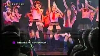 JKT48 - Namida Surprise! Dahsyat RCTI 23 Desember 2012