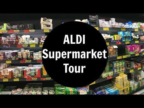 ALDI Australian Supermarket Tour
