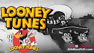 LOONEY TUNES (Looney Toons): Westward Whoa (1936) (Remastered) (HD 1080p)