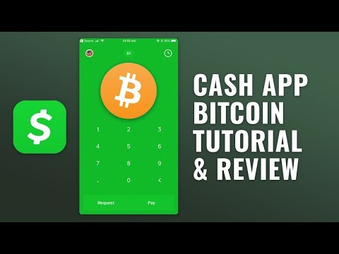 How To Buy \u0026 Sell Bitcoin With Cash App