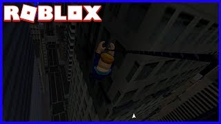 WHY DID I WAKE UP HERE... (Roblox Parkour)