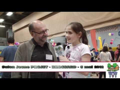 Salon Jeune Projet 2012 - Interview de Jean-Pierre Picard, Président-Fondateur