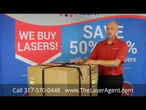 How to Pack a Lightsheer EC / XC for Shipment :: The Laser Agent