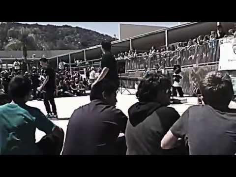 The Ochoa Boys perform at David A Brown Middle School