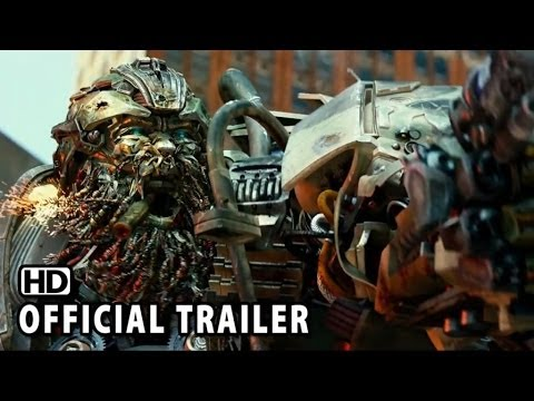 Transformers: Age of Extinction - Imagine Dragons Trailer (2014) HD