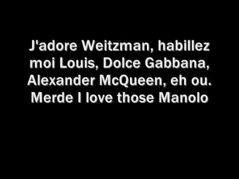 Lady GaGa - Fashion With Lyrics
