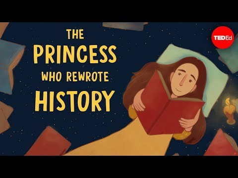 The princess who rewrote history - Leonora Neville