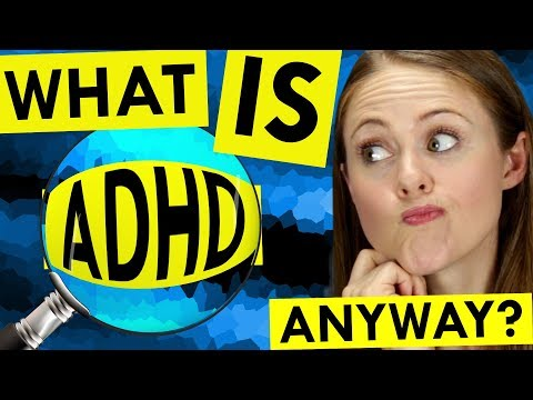 How to (Explain) ADHD