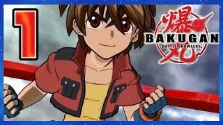 Bakugan Battle Brawlers Walkthrough Part 1 (X360, PS3, Wii, PS2) 【 AQUOS 】 [HD]