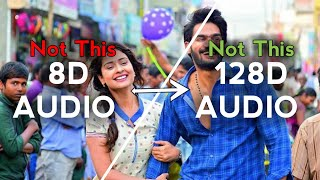Adire Hrudayam Song From RX100 In(This 128D Audio | 8D Audio)Use HeadPhones🎧