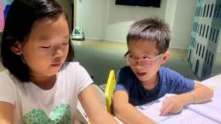 Học Tiếng Hoa Không Khó Cùng Bé Rio | Gia Đình Lý Hải Minh Hà