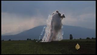 اتهامات أذرية لأرمينيا بقصف مناطق مدنية بالفسفور الأبيض