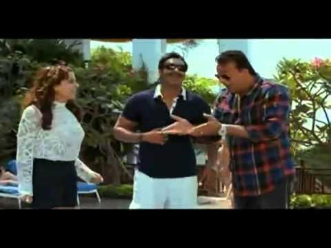 Rascals - Official Trailer ( Ajay Devgun & Sunjay Dutt