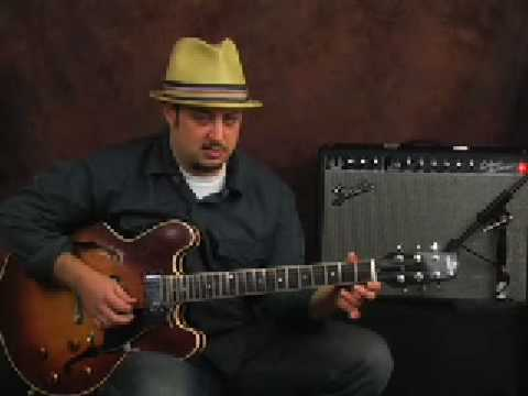 Learn how to play country bluegrass lead guitar lesson on jamming and learn to solo