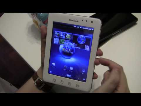 Viewsonic Viewpad 7e Unboxing & Hands On