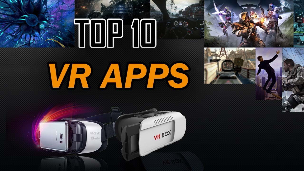 best vr apps for android