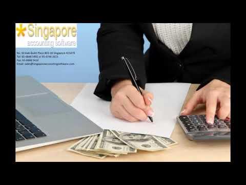 Singapore Accounting software - USERBASICSOFTWARE