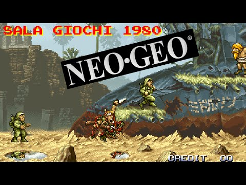 NEO-GEO GAMES COMPILATION by Sala Giochi 1980 ☆ DOWNLOAD ☆