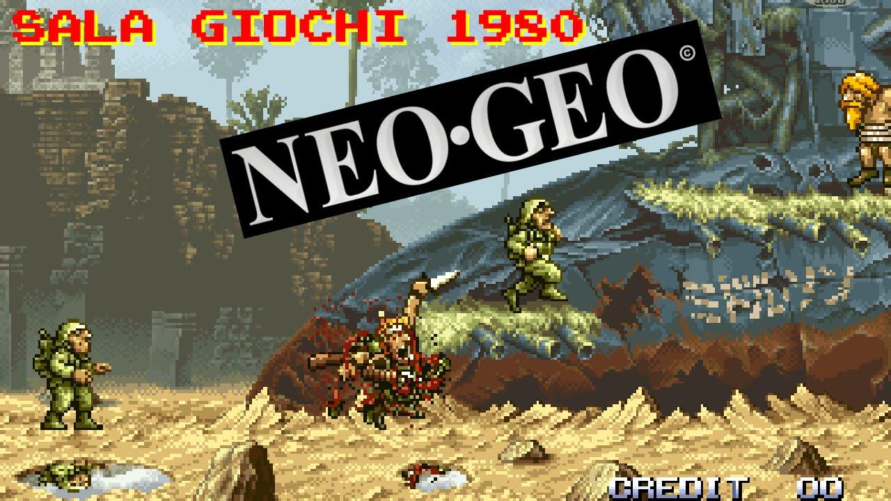 gioco neogeo